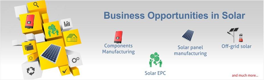 Diversifying into Solar?